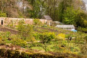 Cerney House Garden, Nr Cirencester