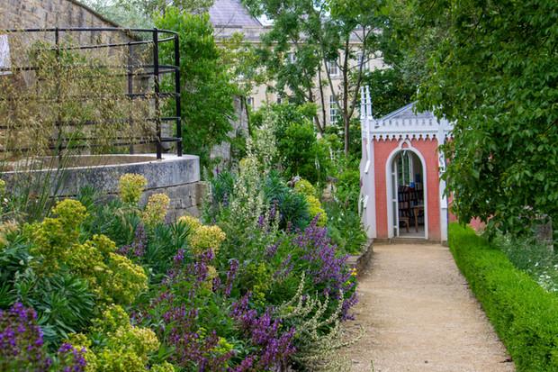 Rococo Garden, Painswick