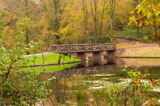 Welsh National Botanic Garden - Lower Lake