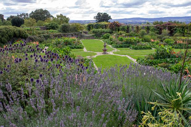 Hestercombe Garden, Taunton