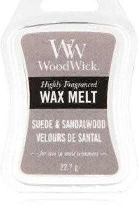 WW Suede & Sandalwood Melt