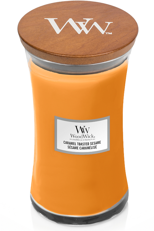 WW Caramel Toasted Sesame Large Candle
