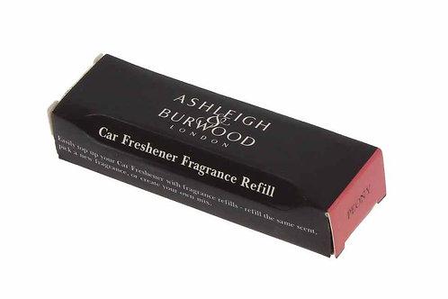 Peony Car Freshener Refill