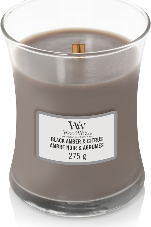 WW Black Amber & Citrus Medium