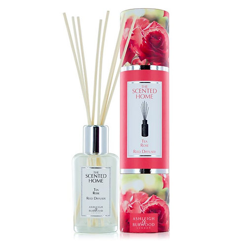 Tea Rose 150ml Reed Diffuser