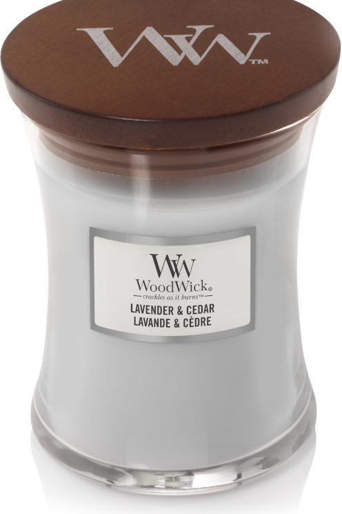 WW Lavender & Cedar Medium Candle
