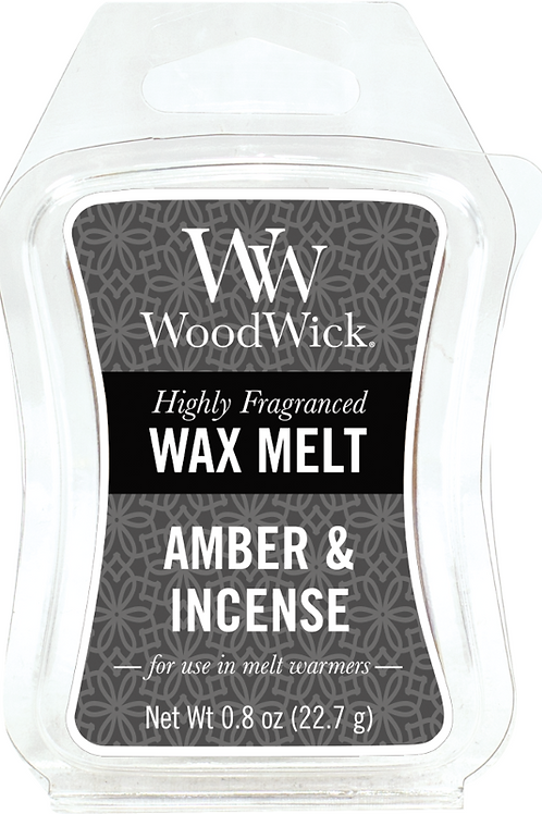 WW Amber & Incense Melt