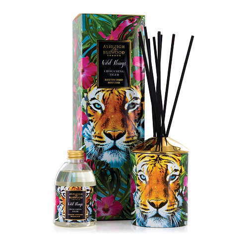 Crouching Tiger Wild Thing 200ml Reed Diffuser