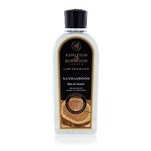 Sandalwood 500ml Lamp Oil