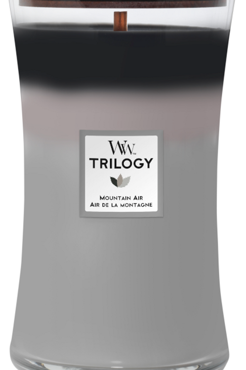 WW Trilogy Mountain Air Large Candle