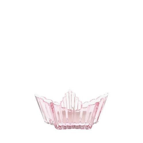 Sfeerlicht star roze 14cm
