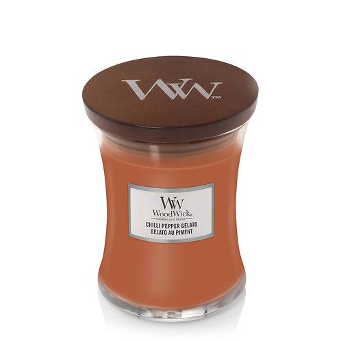 WoodWick Medium Candle Chilli Pepper Gelato