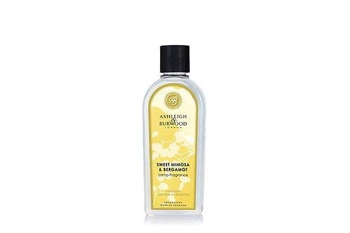 Sweet Mimosa & Bergamot 500ml lamp oil