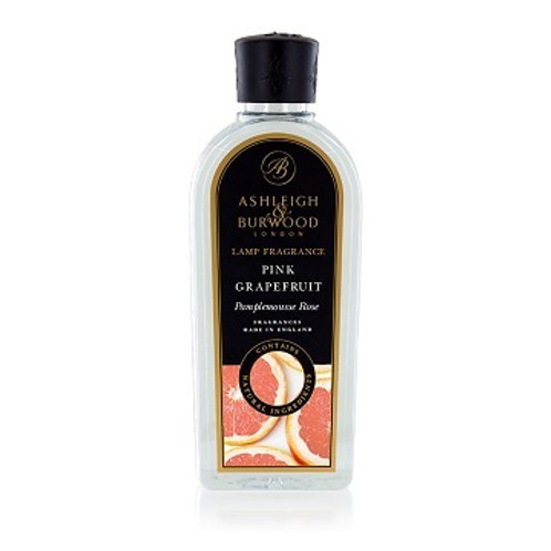 Pink Grapefruit 500ml Lamp Oil