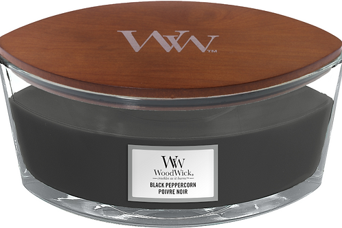 WW Black Peppercorn Ellipse Candle