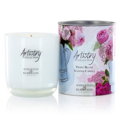 Peony Blush Artistry 200gr Candle
