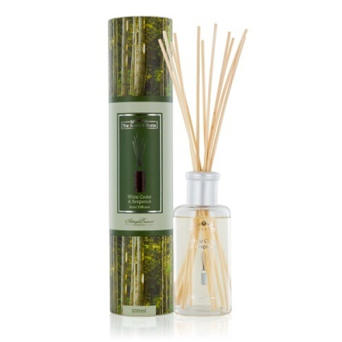 White Cedar & Bergamot 150ml Reed Diffuser