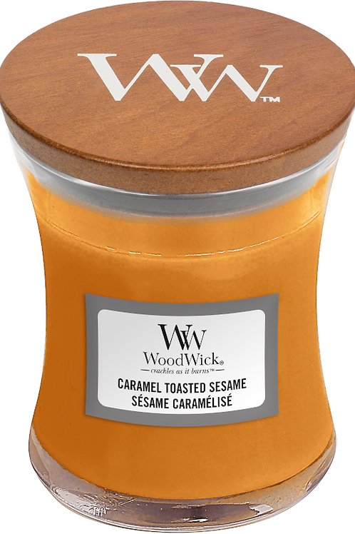 WW Caramel Toasted Sesame Mini Candle