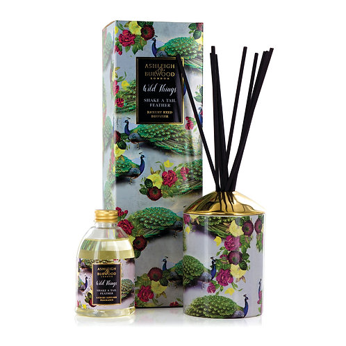 Shake a Tail Feather Wild Things 200ml Reed Diffuser