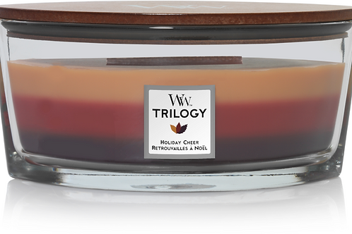 WW Trilogy Holiday Cheer Ellipse Candle