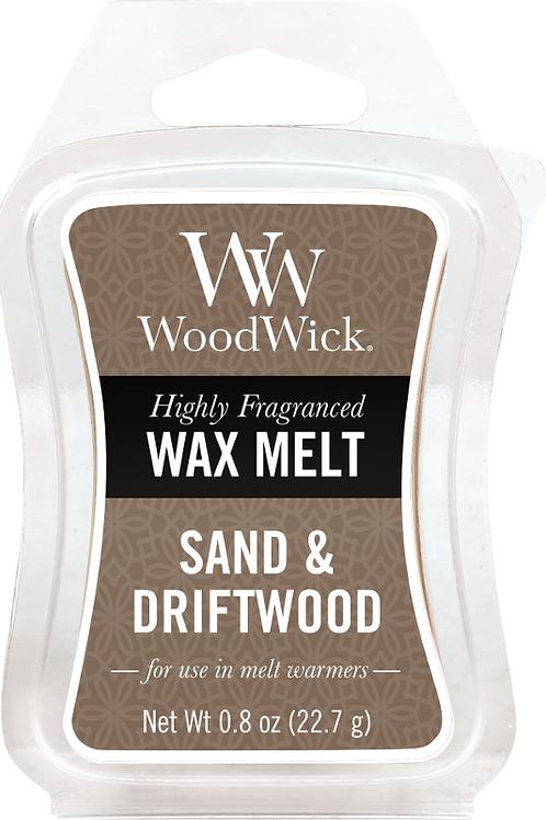WW Sand & Driftwood Mini Wax Melt