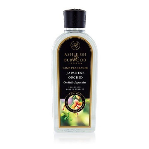 Japanese Orchid 500ml Lamp Oil