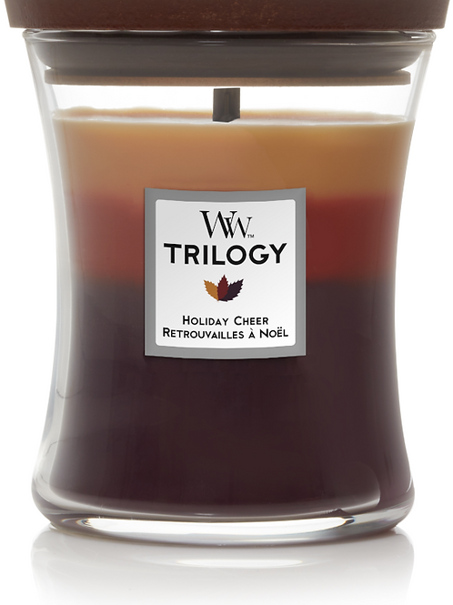 WW Trilogy Holiday Cheer Medium Candle