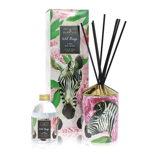 I Zee You Baby Wild Things 200ml Reed Diffuser