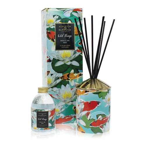Don't Be Koi Wild Things 200ml Reed Diffuser