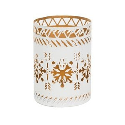 WW Candle Holder Snowflake Light