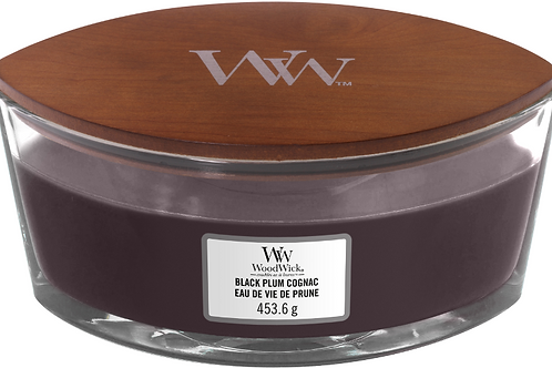 WW Black Plum Cognac Ellipse