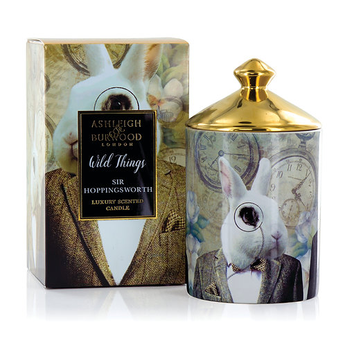 Sir Hoppingsworth Wild Things Candle