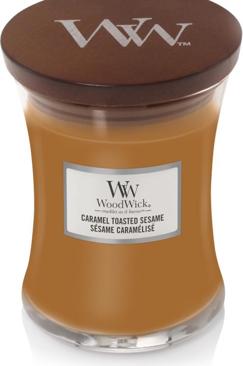 WW Caramel Toasted Sesame Medium Candle