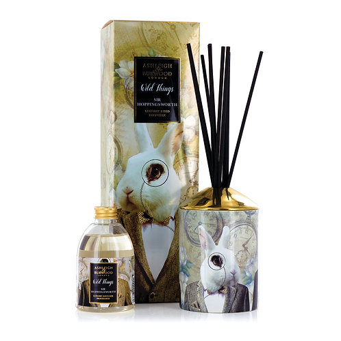 Sir Hoppingsworth Wild Things 200ml Reed Diffuser