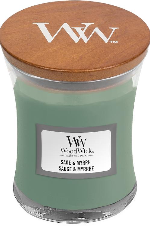 WW Sage & Myrrh Mini Candle