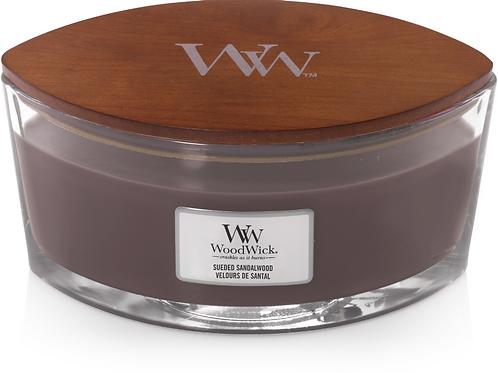 WW Suede & Sandalwood Ellipse