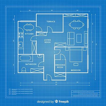 blueprint-design-plan-house_23-214831661
