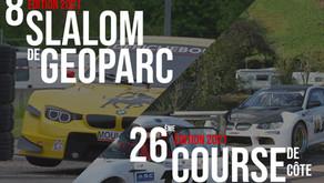 ANNULATION COURSE DE CÔTE DE L'ORMONT ET SLALOM DE GÉOPARC !