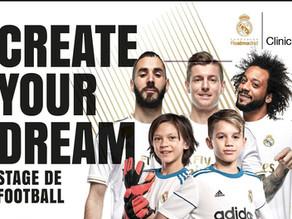 ... stage REAL DE MADRID en ARIEGE...