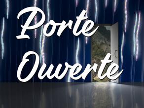 Porte Ouverte #1 - Amine