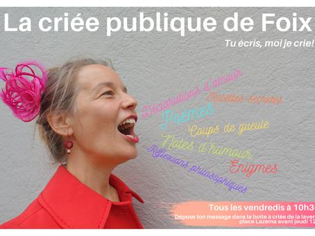 30 ème Criée publique de Foix