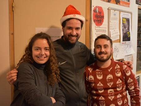 Canal Campus, Emission n°53 Spéciale Noël  (16-12-2020)