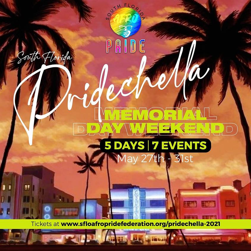 Early Bird Tickets Pridechella 2021