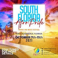 Afro Pride Parade & Music Festival
