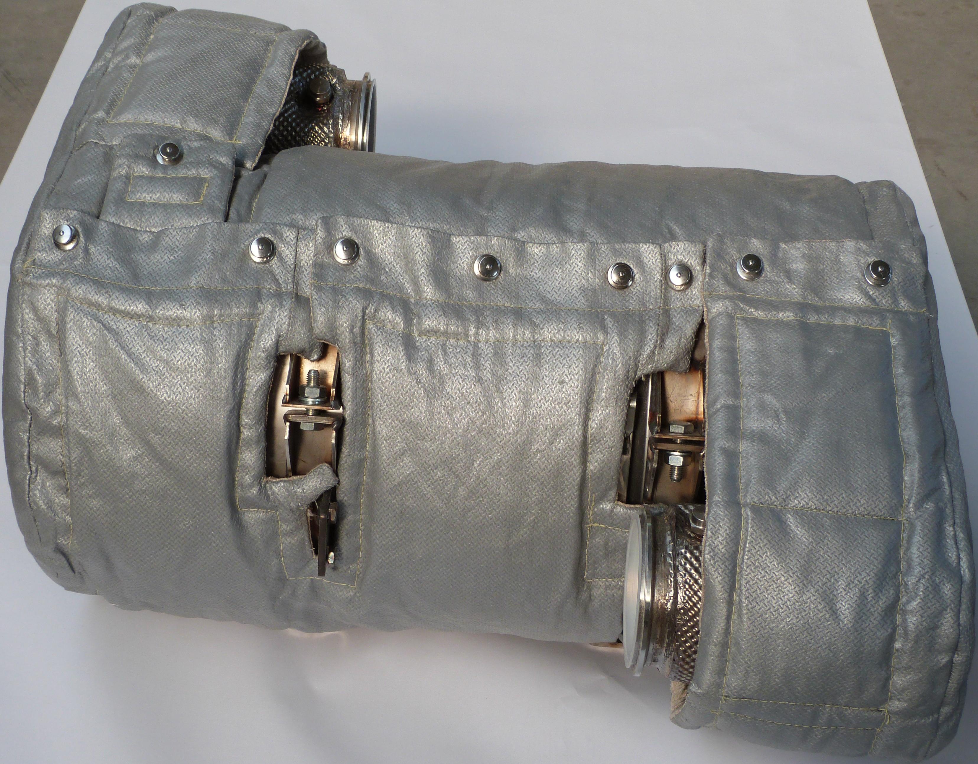 Hybrid-Dämmung SCR-System