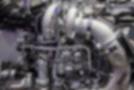 Integraldämmung Motor