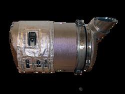 Hybrid-Isolierung SCR System