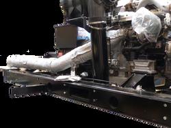 Integralisolierung Abgasanlage