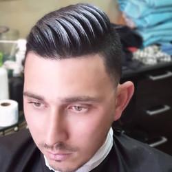 עיצוב שיער לגבר