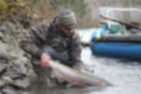 Olympic Peninsula Fly Fishing OP Fly Fishing